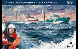 Finland 2012 Miniature Sheet - Nordic Maritime 2012