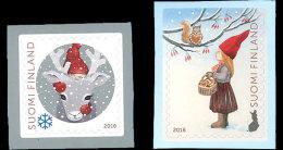 Finland 2016 Set - Christmas 2016
