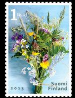 Finland 2013 Set - Summer Bouquet