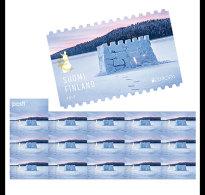 Finland 2017 Sheetlets - EUROPA 2017 - Snow Castle