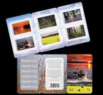 Finland 2014 Stamp Booklet - Sweet Summer