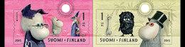 Finland 2015 Set - Europa 2015 - Old Toys