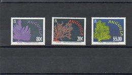 1996 ANGUILLA - Corals - Vita Acquatica