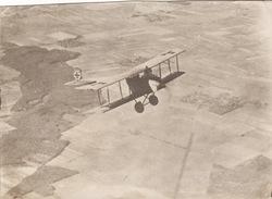 Photo 14-18 Un Avion Allemand En Vol, Aviation (A170, Ww1, Wk 1) - 1914-1918: 1st War