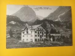 2.2758 - Vallorcine L' Hôtel Du Buet Et Le Mont Oreb - Autres Communes