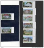 2008 ANGUILLA - Architecture - Anguilla (1968-...)