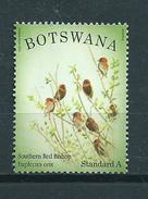 2014 Botswana Birds,oiseaux,vögel,vogels Used/gebruikt/oblitere - Botswana (1966-...)