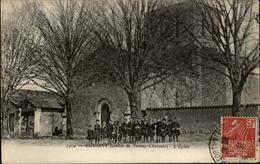 17 - LUSSANT - Eglise - Autres Communes