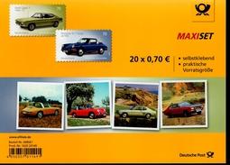Folienblatt Bund Nr. 53 Klassische Automobile Postfr.MNH ** Neuf - [7] West-Duitsland