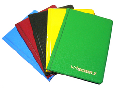 [NC] SCHULZ - ALBUM PER MONETE TASCABILE IDEALE CASSAFORTE 48 / 96 POSTI - Materiale