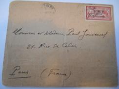 SYRIE - Env De Beyrouth Pour Paris - Dec 1930 - P21440 - Syrie (1919-1945)