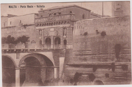 LB 12 : Malte : MALTA  : Porta  Reale , Valletta - Malte