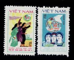 Vietnam Viet Nam MNH Perf Stamps 1982 : 5th Congress Of Vietnamese Women (Ms394) - Vietnam