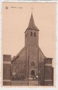 Cpa Helchin  église - Espierres-Helchin - Spiere-Helkijn