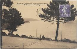 D 83.ENVIRONS DU LAVANDOU.   HOTEL D AIGUEBELLE.  LE TENNIS ET LE CAP NEGRE - Le Lavandou