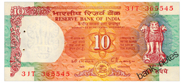 INDIA 10 RUPEES ND(1992) Pick 88e Unc - Nepal
