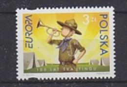 Europa Cept 2007 Poland 1v ** Mnh (15689) - 2007