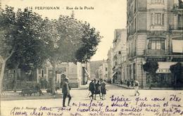 PERPIGNAN -- RUE  DE  LA  POSTE - Perpignan