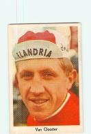 VAN CLOOSTER - Equipe FLANDRIA - 2 Scans - Cycling