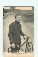 POULAIN , Sprinter Français - En L' état - 2 Scans - Cycling