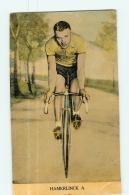 HAMERLINCK A. - Format : 105 X 175 - 2 Scans - Cycling