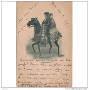 COSTP0620CPA-LFTM1778TACA.Tarjeta  Postal De España,TIPOS ANDALUCES.JEREZANOS A CABALLO.CCLD - Caballos