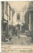 Rare Carte De 1900 -Thonon Les Bains -maison Des Arts -Marquis De Lullin TBE - Thonon-les-Bains