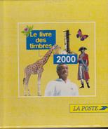 LFra01-Livre Des Timbres 2000. - France