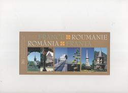 Emission Commune France Roumanie - Gemeinschaftsausgaben