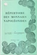 REPERTOIRE MONNAIES NAPOLEONIDES NAPOLEON EMPEREUR EMPIRE FRANCAIS GUIDE COLLECTION - Livres & Logiciels