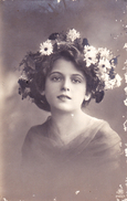 BEAUTIFUL GIRL 1910 - Photographie