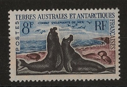 TAAF N°Yv. 13C - Elephants De Mer - Neuf Luxe ** - MNH - Postfrisch - Terres Australes Et Antarctiques Françaises (TAAF)