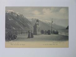 Lago Di Garda 3024 Riva Grand Hotel Lido 1905 Ed J F Amonn No 1288 - Italia
