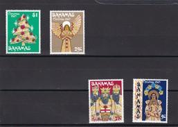 Bahamas Nº 468 Al 471 - Bahama's (1973-...)