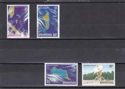 Bahamas Nº 474 Al 477 - Bahama's (1973-...)