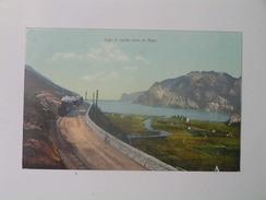 Lago Di Garda 3029 Nago Train 1920 Ed J F Amonn No 5211 - Unclassified