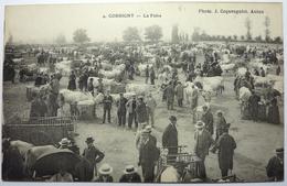LA FOIRE - CORBIGNY - Corbigny