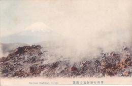 26205 JAPON JAPAN Fuji From Owakidani -hakone -TBE Colorisée