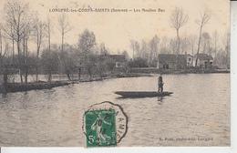 LONGPRE LES CORPS SAINTS ( Somme ) - Les Moulins Bas ( Moulin à Eau )  PRIX FIXE - France
