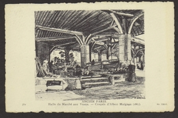 D 75 - ANCIEN PARIS - 562 - Halle Du Marché Aux Veaux - 1867 - Sets And Collections