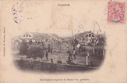 26210 VIET NAM - TONKIN - Concours Agricole De HANOI Vue Generale - 278 Moreau -10c Timbre - Viêt-Nam