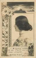 ARTISTE - 020517 - CLEO DE MERODE - Danseuse Théâtre - Marguerite Soleil - Art Nouveau KUNZIL - Artisti