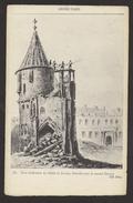 D 75 - ANCIEN PARIS - 582 - Tour Intérieure Du Palais De Justice, Démolie Sous Le Second Empire - France