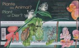 2015 - XX - BL 227 - Plant Of Dier - Plante Ou Animal - Belgique