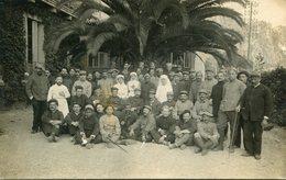 CROIX ROUGE(HOPITAL MILITAIRE) CARTE PHOTO - Croix-Rouge
