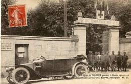 CROIX ROUGE(HOPITAL MILITAIRE) TALENCE(AUTOMOBILE) - Croix-Rouge