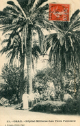 CROIX ROUGE(HOPITAL MILITAIRE) ORAN - Rotes Kreuz