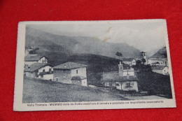 Valle Trompia Memmo Brescia 1921 Rara++++++ - Italia