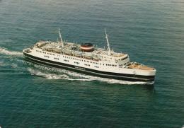 """Fährschiff """"Kong Frederik IX"""",ungelaufen - Veerboten"""