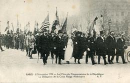 CROIX ROUGE AMERICAINE - Croix-Rouge